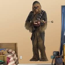 Star Wars Chewbacca Wall Decal 92 92004 Star Wars Wall Decal Star Wars Chewbacca Star Wars Poster