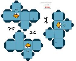 Blue-Angry-Bird.jpg (1546×1224) | Angry birds, Angry birds party