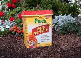 preen garden weed preventer review