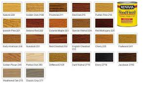 Wood Stain Wood Stain Colors Home Depot