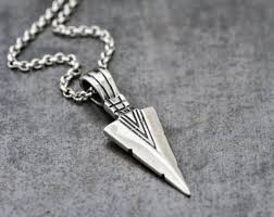 men s jewelry gift silver anchor
