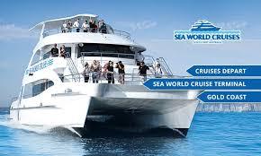 sea world whale watch in gold coast