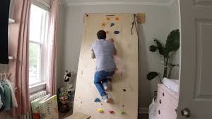 All My Diy Home Climbing Gym Builds 2020 Update Youtube