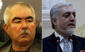 Gen. Dostum endorses Abdullah Abdullah in upcoming presidential elections -  The Khaama Press News Agency