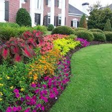 flower bed landscaping ideas google