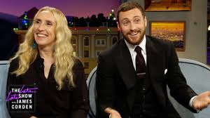 Sam Taylor-Johnson Directed Aaron Taylor-Johnson's Sex Scene - YouTube