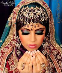 latest stani bridal makeup images