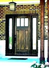 home depot exterior door handles