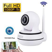 Tonton 1080P Không Dây IP Camera An Ninh Ngôi Nhà Camera Giám Sát Camera  Wifi 2 Chiều Camera Quan Sát Trẻ Em YCC365|