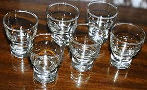 ocean haiku sake glass set of 6 60 ml