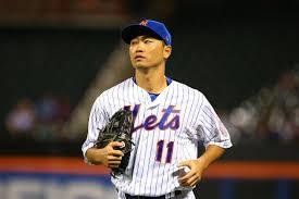 Mets release Nori Aoki - Amazin' Avenue