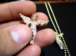 jewelry co diamond kanye cherub angels