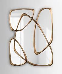 asymmetrical mirror