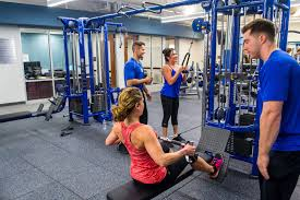 fitness and sports facility