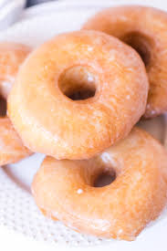 best homemade glazed donuts recipe