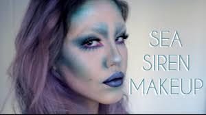 sea siren makeup look so not basic