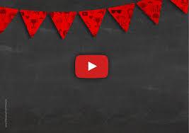 Invitaciones Para Fiesta De Youtube Para Imprimir Gratis Oh My