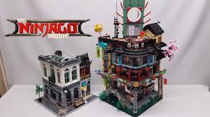 LEGO Ninjago City Set Review 70620 - LEGO Ninjago Movie - YouTube