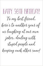 happy th birthday to my best friend funny th birthday card