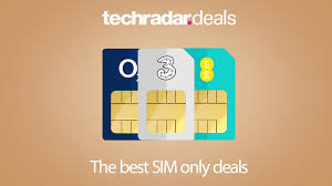 the best sim only deals in october 2020