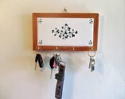 shamrocks key ring holder key rack key