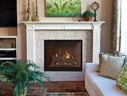tahoe direct vent fireplaces white