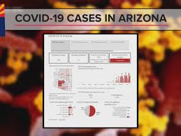 coronavirus cases in Arizona ...