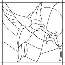free hummingbird quilt patterns