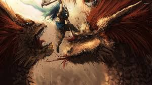 monster hunter 12 wallpaper game