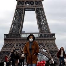 coronavirus empties european cities of