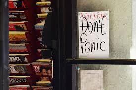 La pandemia vista da New York