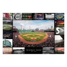 Boston Red Sox Fathead Giant Removable Wall Decal