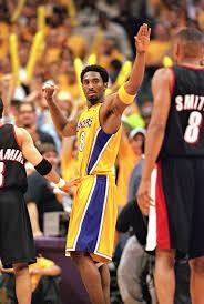 Lakers vs. Trail Blazers Game 7 2000 NBA Playoffs