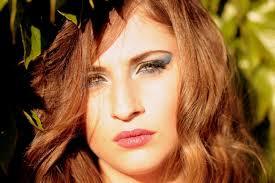 fashion eye sunshine woman brunette
