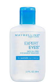 100 oil free eye makeup remover