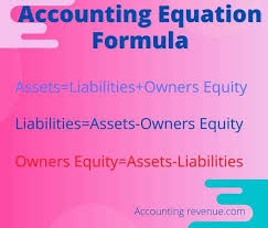 accounting equation meaning overview