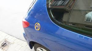 Got Some Nice Vault Decal For My Car Is It Now Digistructable Borderlands2