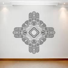 Henna Mandala On The Wall Best Deals With Free Uk Standard Delivery Mizzli