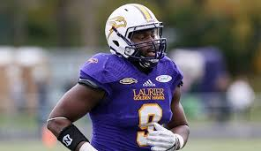 MFOOT Robbie Smith invited to NFL mini camps - LaurierAthletics.com