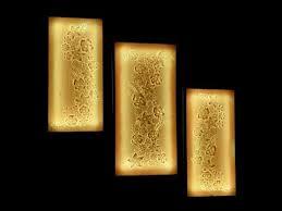 how to design three panel light up