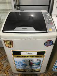 Bán máy giặt sanyo 10kg đẹp zin - 59684499 - Chợ Tốt
