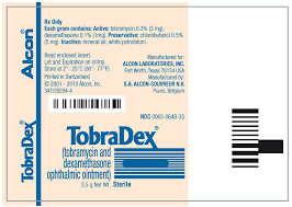 ndc 0065 0648 tobradex tobramycin and