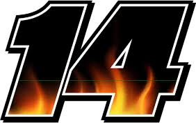 Full Color Numbers Vinyl Flames Decal Kit With Drivers Name Race Cars Late Models Super Stocks Ministock Super Trucks