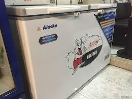 Thanh lý tủ đông Alaska
