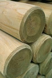 Machine Round Posts Thomson Sawmills