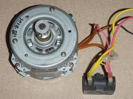 hitachi bread machine motor capacitor