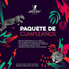 Casa Jaguar Celebra Tu Cumpleanos En Casa Jaguar فيسبوك