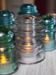 vintage glass insulators mark
