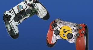 Custom Playstation 4 Slim Skins Create Your Own Ps4 Slim