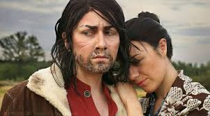 Red Dead Memes - John Marston and Abigail Roberts cosplay ...